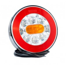 Фонарь задний Fristom 3-функциональный типа LED FT-110 для прицепа