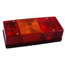Четырёхкамерный фонарь Geka правый 100120