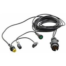 Соединительный кабель Geka 7-контактный 10880