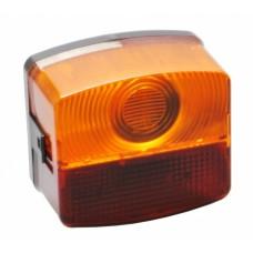 Трехкамерный фонарь задний правый Hella 60043