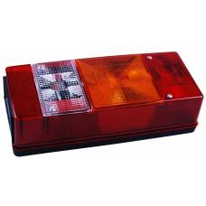 Четырёхкамерный фонарь Geka правый 100130