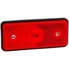 Фонарь габаритный Fristom MD-013 C LED красный с проводом