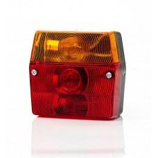 Универсальный задний фонарь с подсветкой номерного знака Fristom MD-002 L