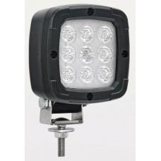 Светодиодная рабочая фара Fristom FT-036 LED на кронштейне