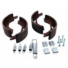 Комплект тормозных колодок BPW для колесных тормозов BPW S2504-7 RASK 250x40 90182
